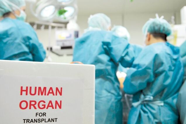 Рада разрешила трансплантацию органов умершего
