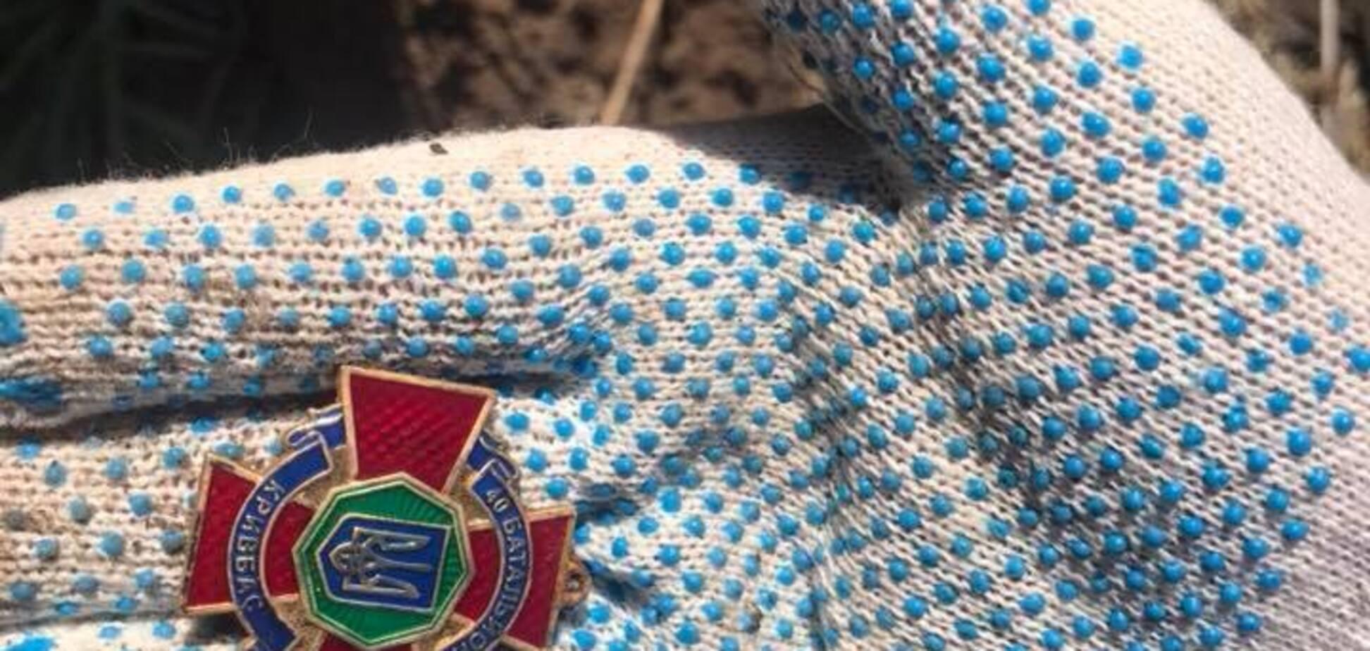 Хто забув речі загиблих на Донбасі АТОшників під Дніпром? Спливло ім'я 'героя'