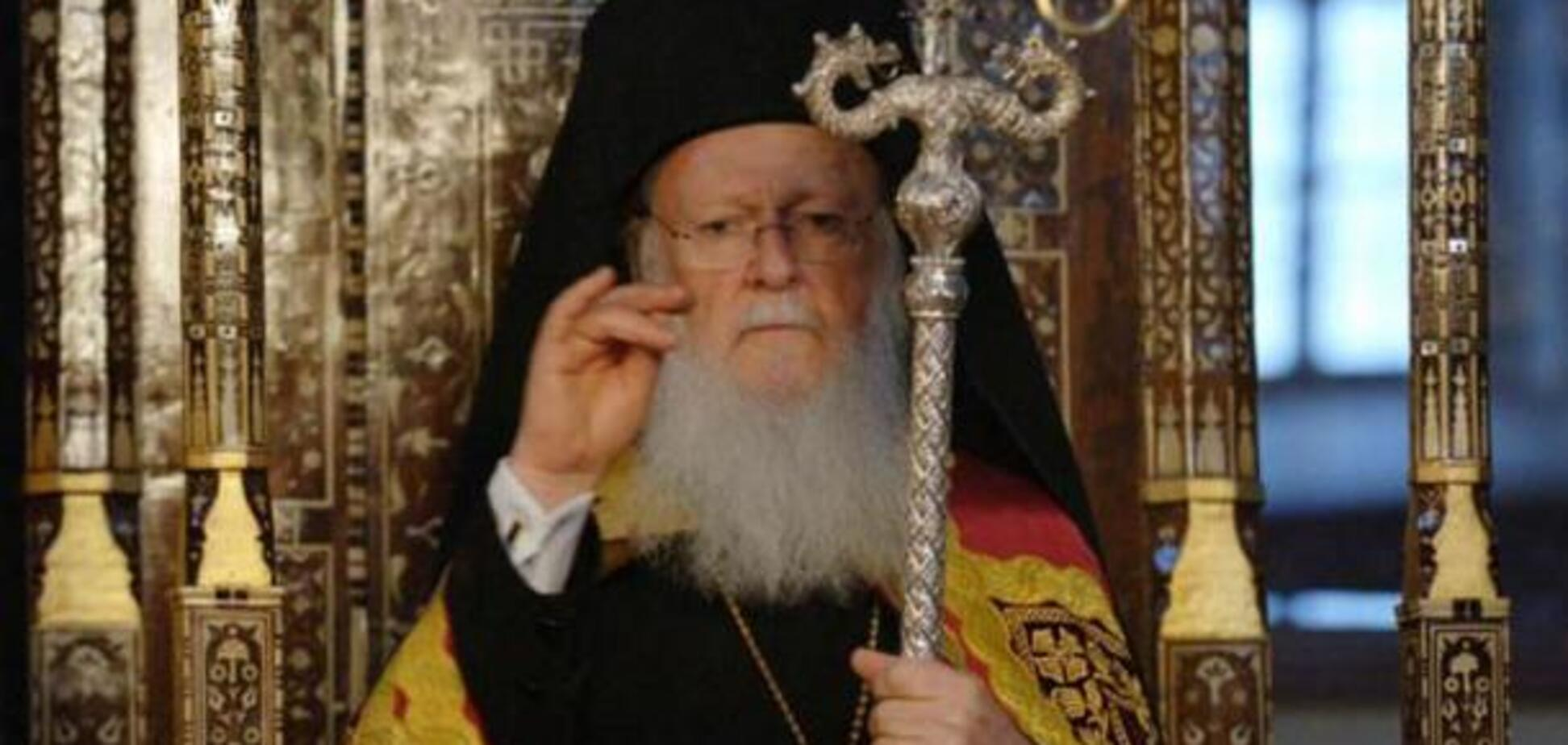 Росія може отруїти патріарха Варфоломія: релігієзнавець попередила про небезпеку