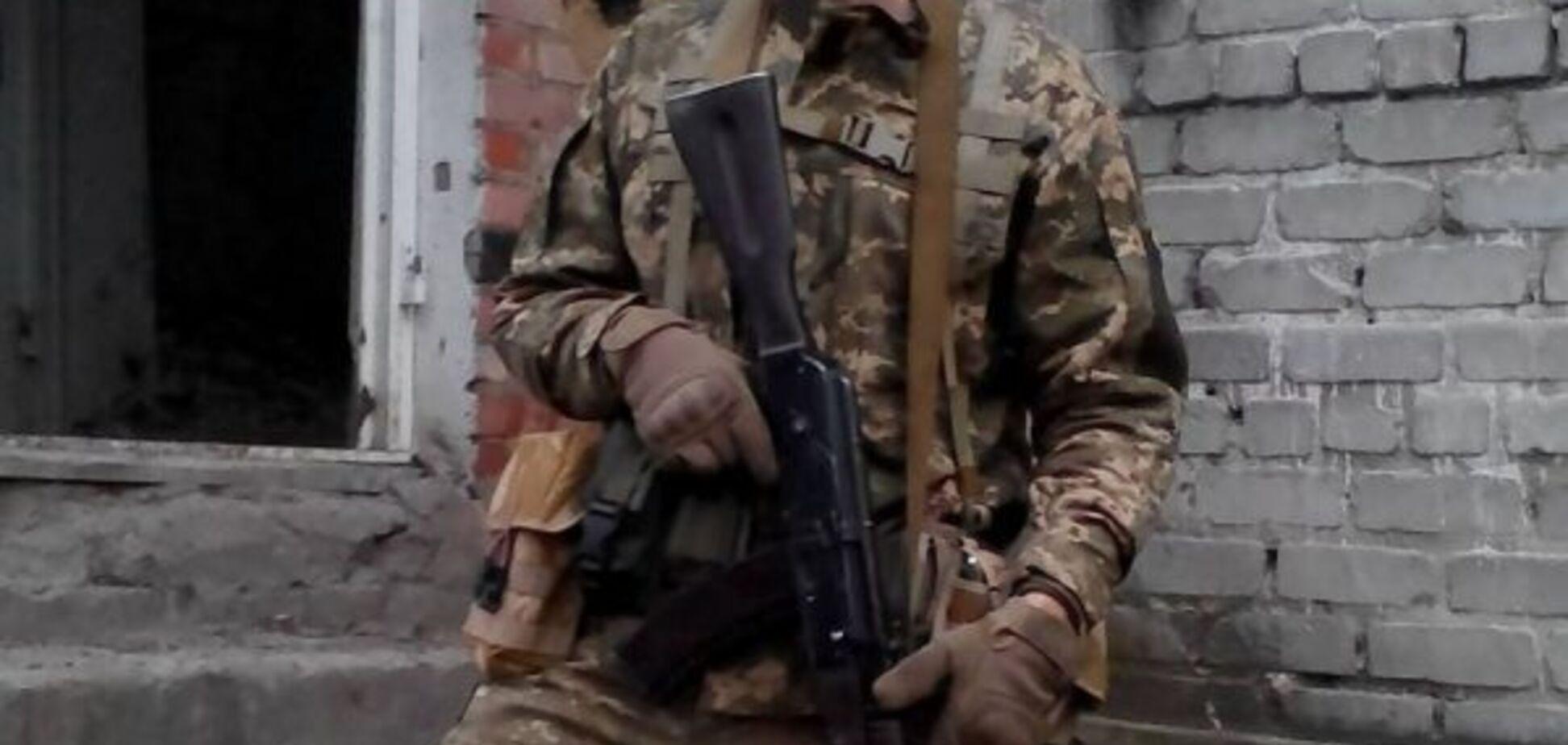 Снайпер убив бійця ЗСУ