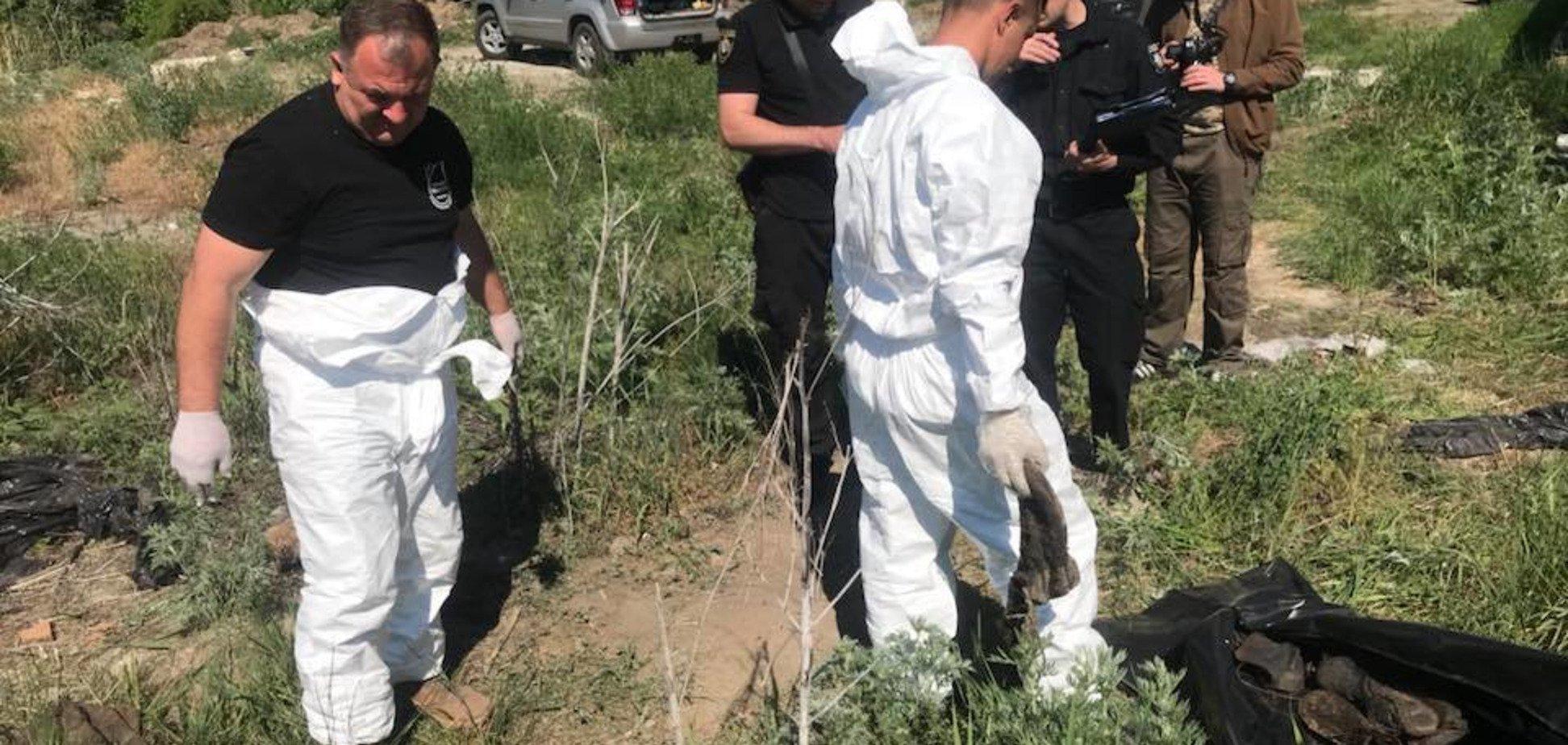 Что нашли в вещах погибших под Иловайском АТОшников: новые подробности