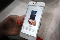 В Украине запустился Apple Pay