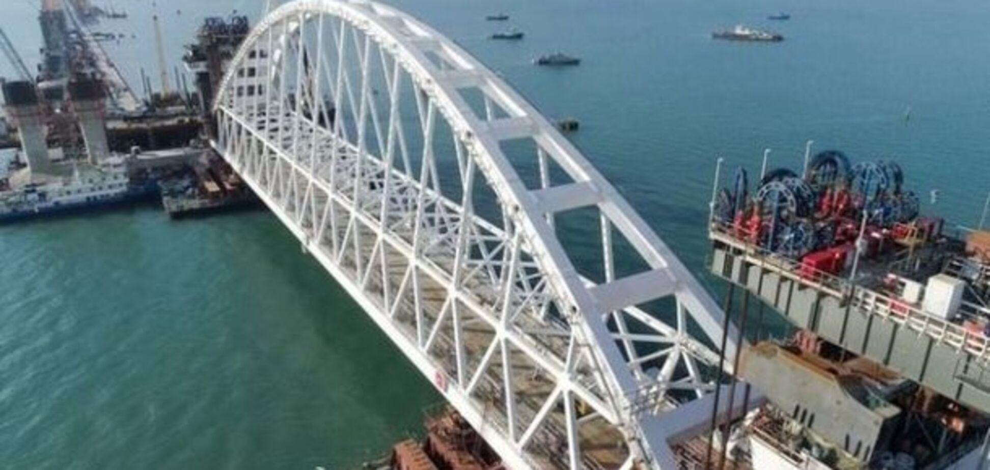 'Устроил пробки': крымчане пожаловались на мост Путина