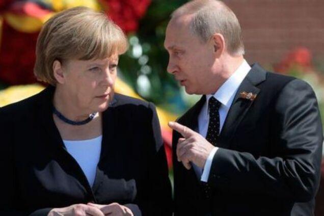 Встреча Меркель и Путина: добиться благорозумия не удастся