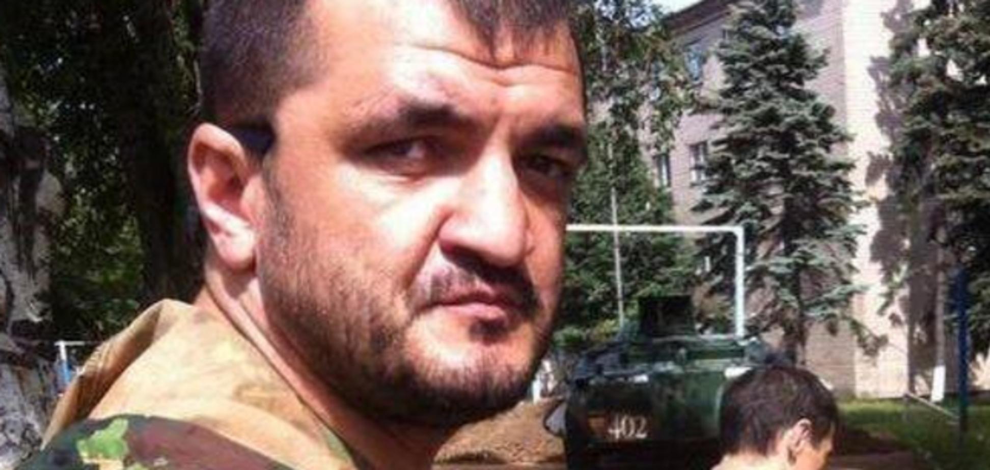 Ліквідація 'Мамая': з'явилося перше фото з місця загибелі терориста