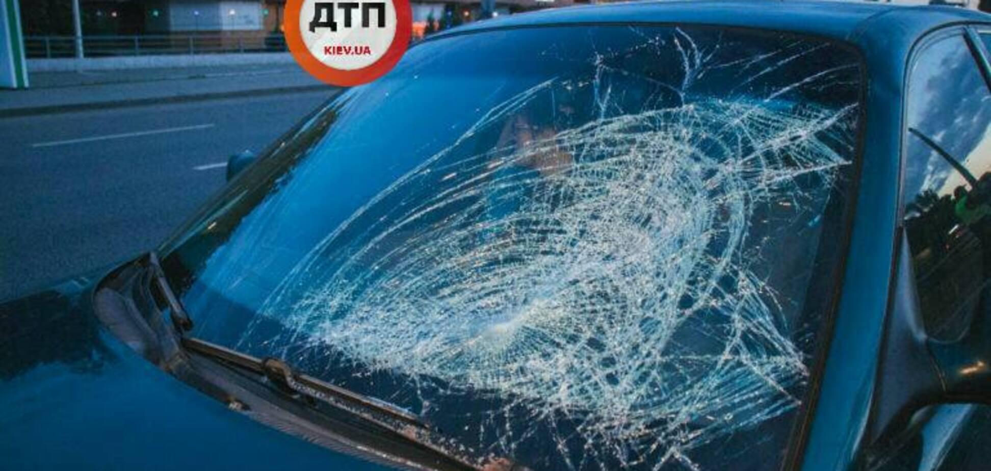 'Схоже на бойовик': у Києві дівчина влаштувала втечу і потрапила під автомобіль