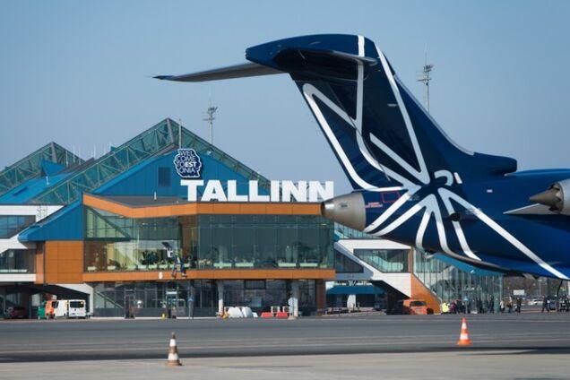 Не дай Бог русскому оказаться в аэропорту Эстонии