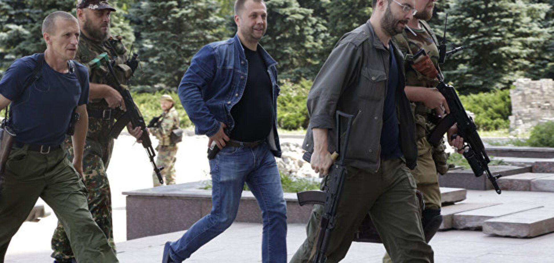 Скоро лопнет: экс-главарь 'ДНР' отрастил огромный живот в России. Фотофакт