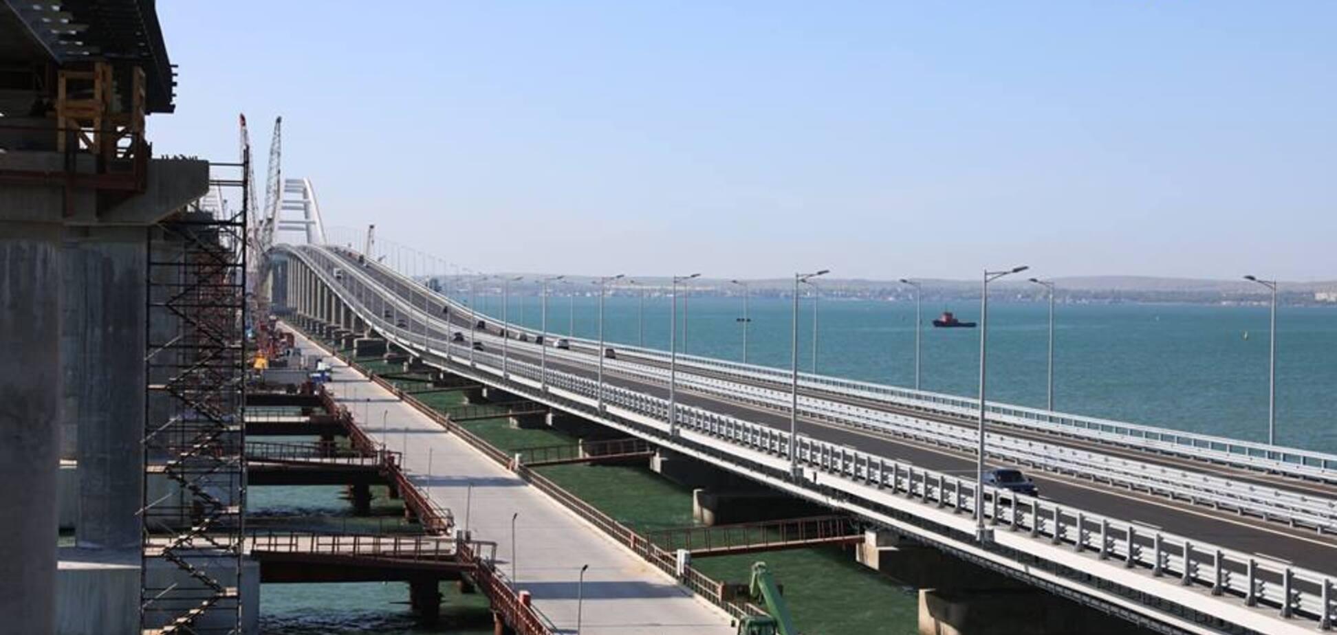 Умеров розповів, як окупанти прорахувалися з Кримським мостом