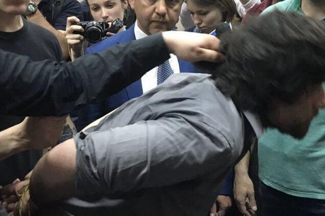 Дело Лусварги: в Киеве суд взялся за известного националиста