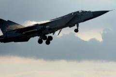 В России случилось ЧП с истребителем: опубликованы фото и видео
