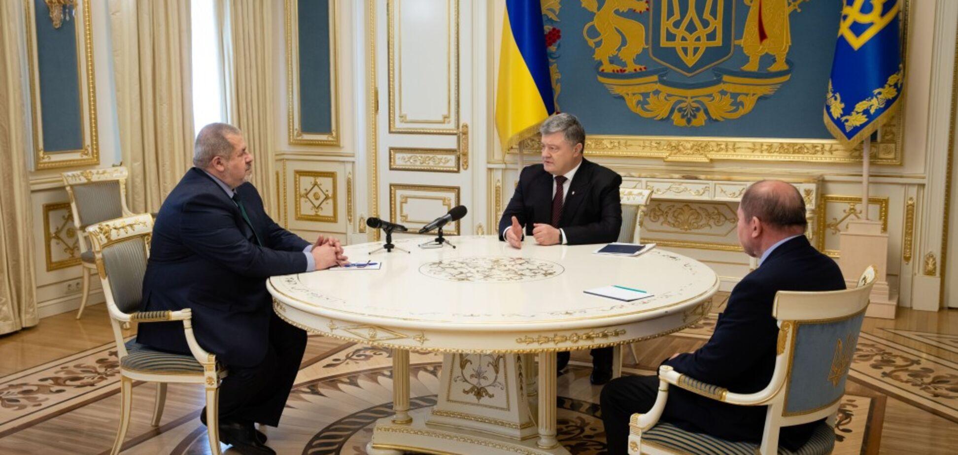 Відгук Закону про позбавлення громадянства кримчан: Порошенко пояснив, що зміниться