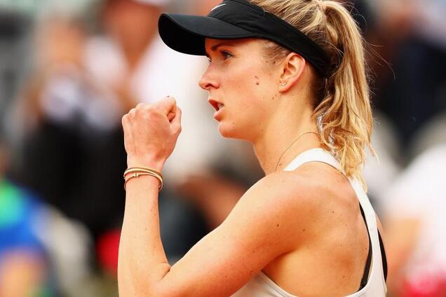 Лучшая теннисистка Украины вышла в полуфинал супертурнира в Риме, обыграв экс-первую ракетку мира