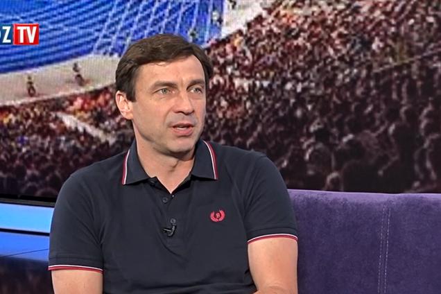 В Киеве устроят благотворительный матч с легендарными футболистами