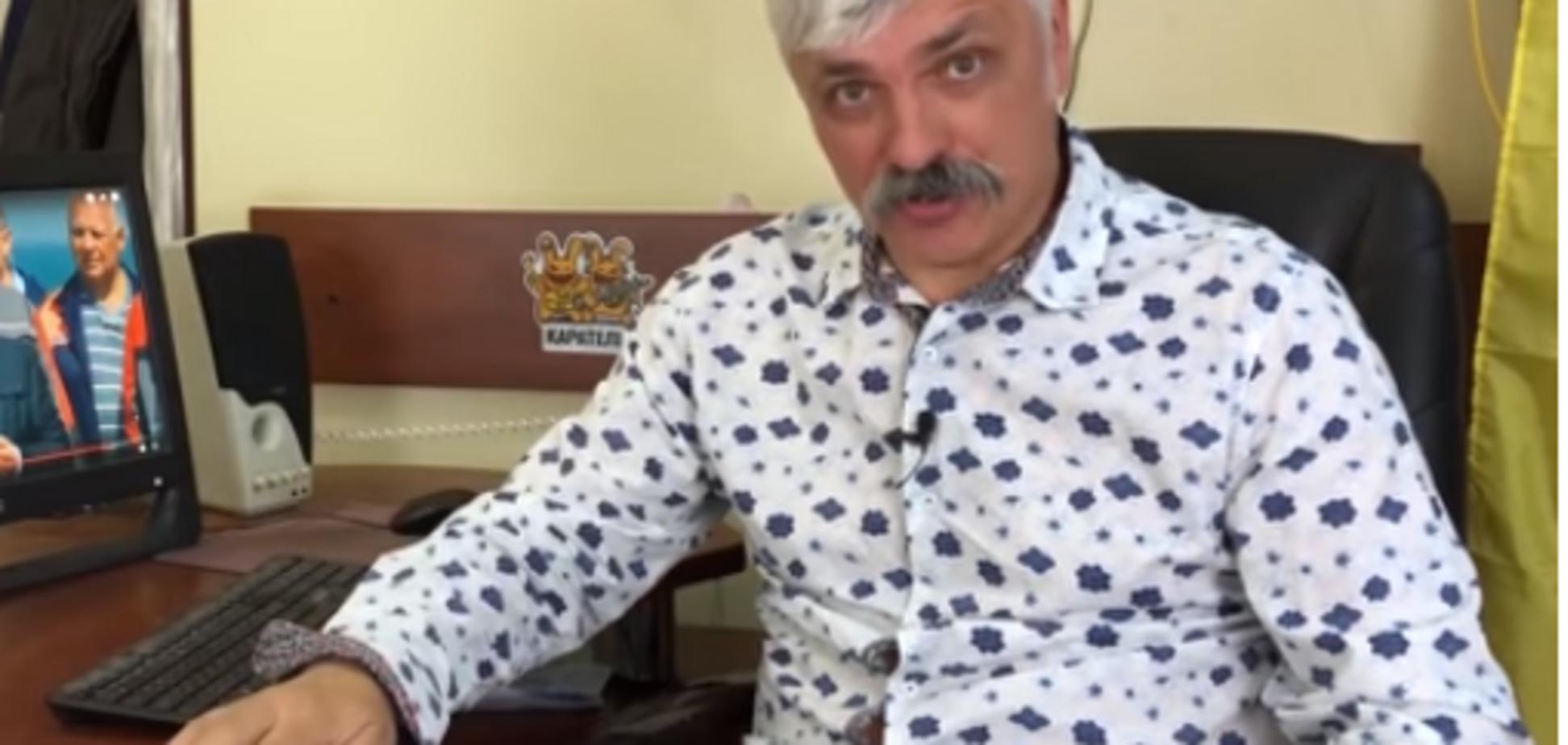 'Повісимо всіх': Корчинський порадував РосЗМІ новою погрозою Кримському мосту