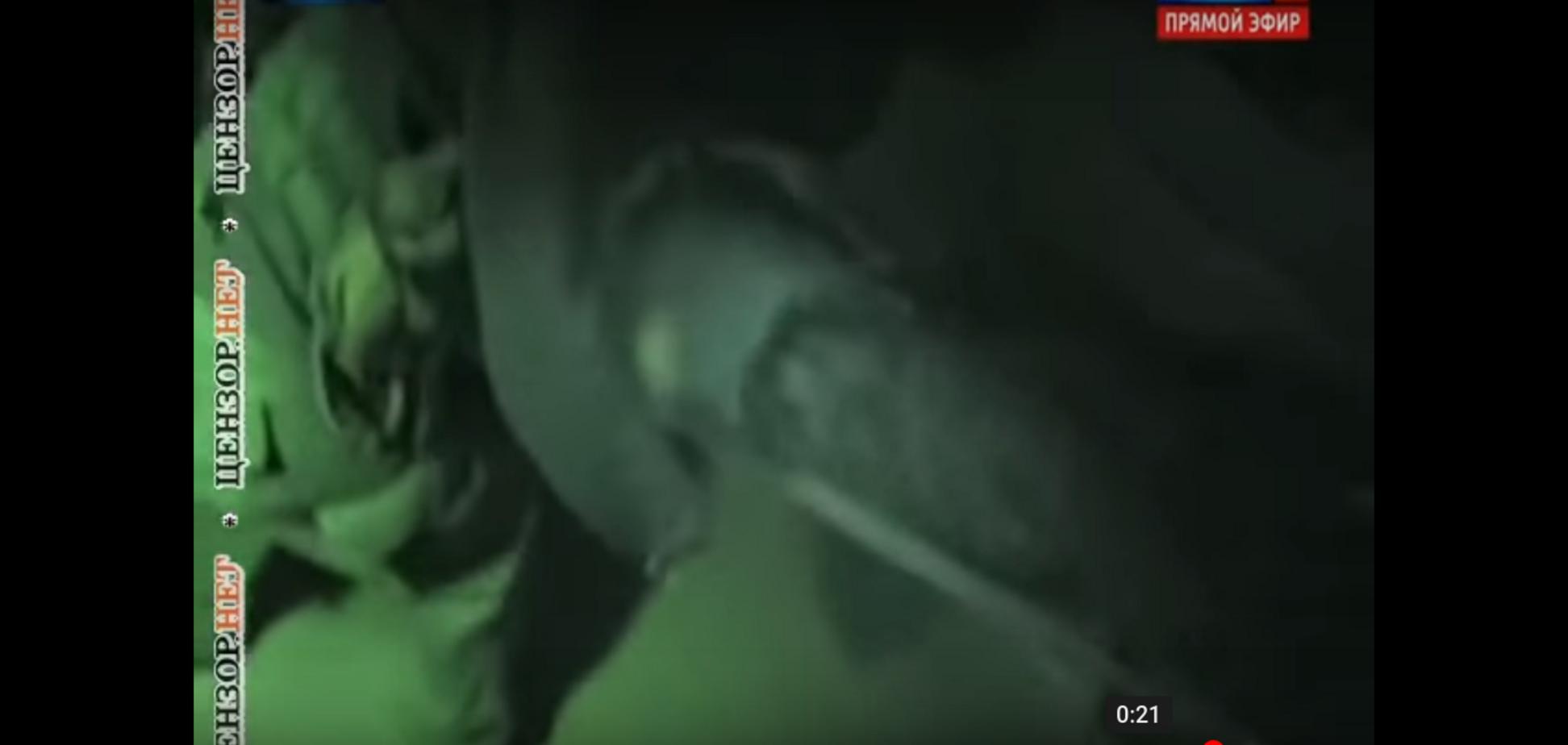 Ліквідація 'Мамая': терористи оприлюднили перше відео