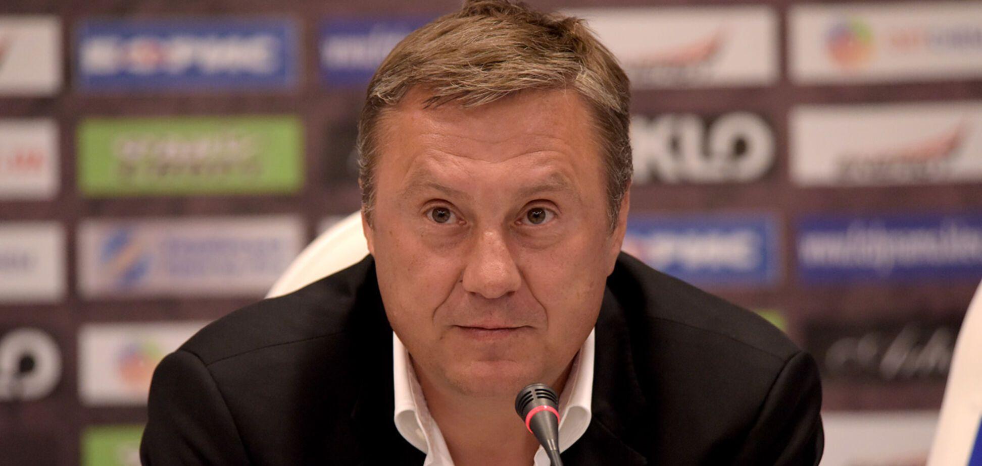 Хачериди и не только: Хацкевич назвал футболистов, которые покинут 'Динамо'