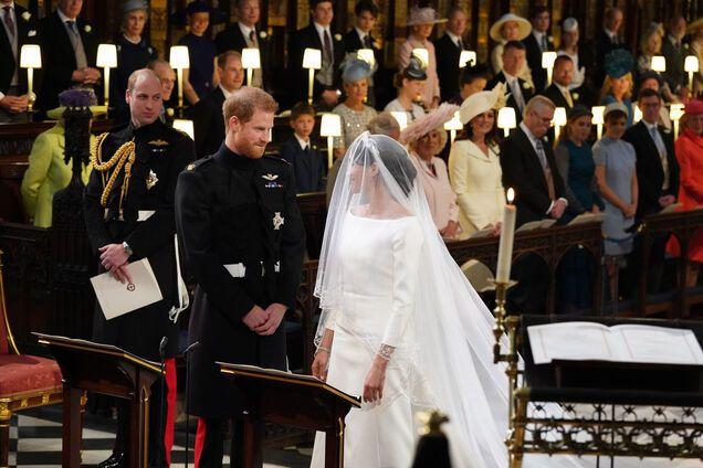 Принц Гарри и Меган Маркл: опубликованы официальные свадебные портреты