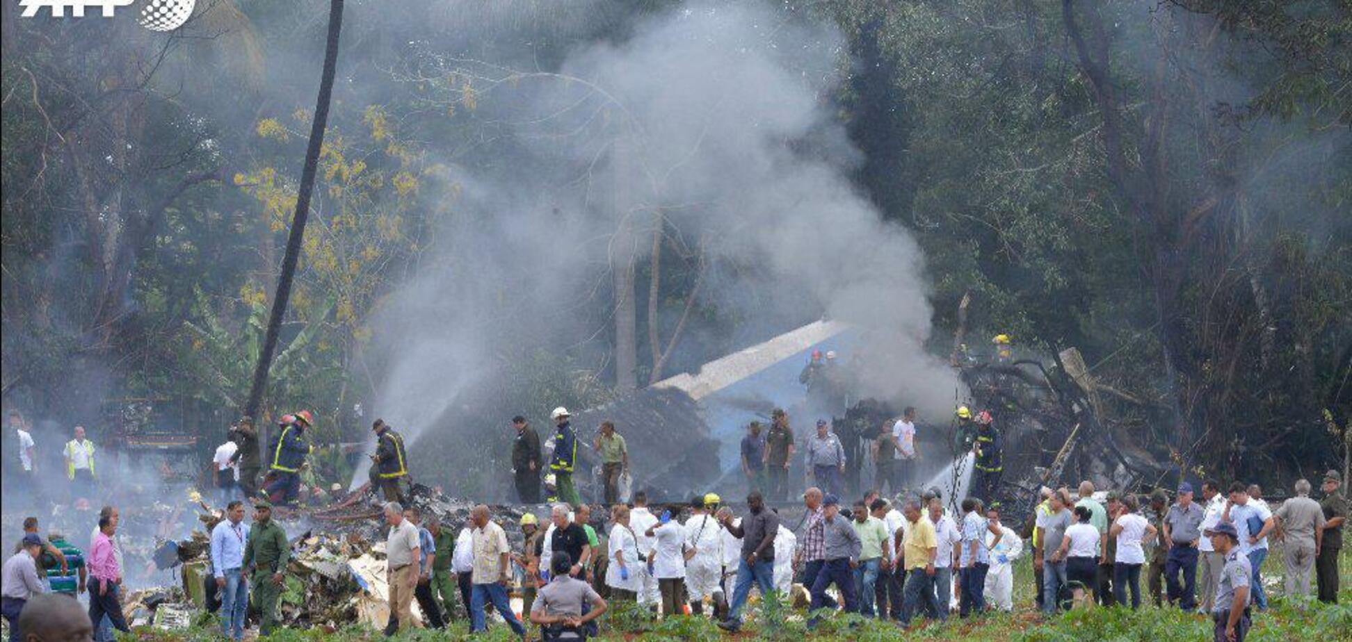 Авіакатастрофа на Кубі: з'явилася перша версія