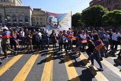 Протестувальники заблокували Єреван: що відбувається у Вірменії