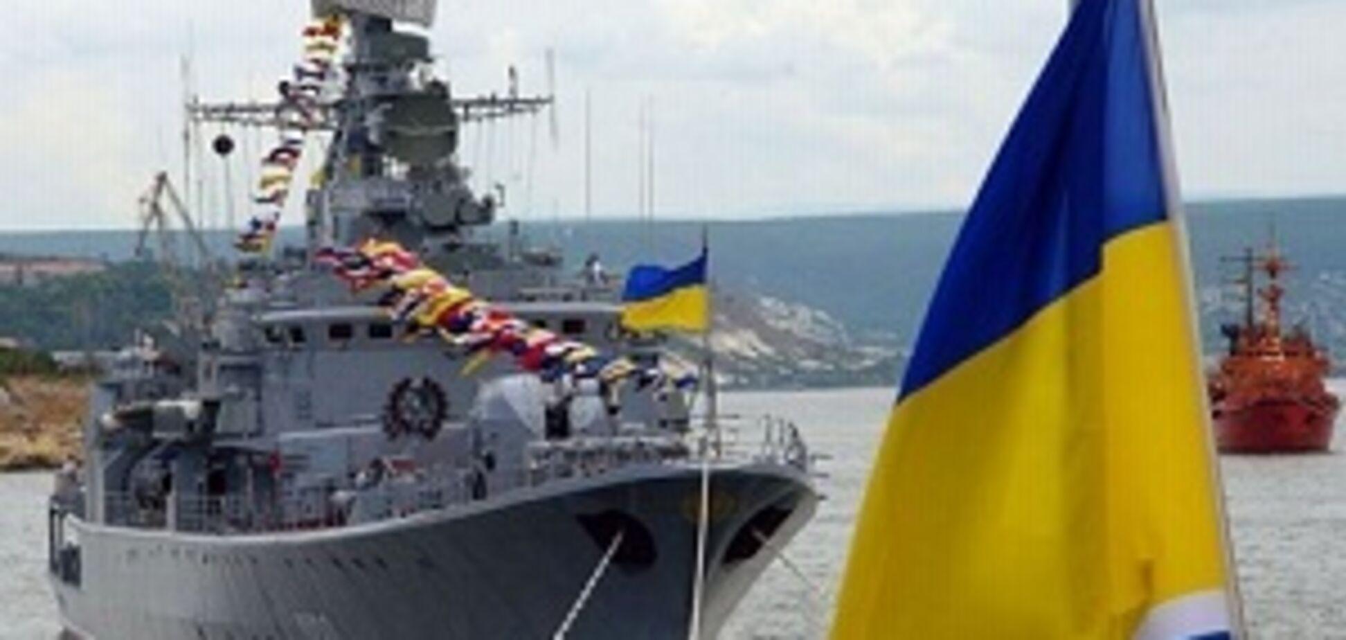 Украинский триумф в Крыму
