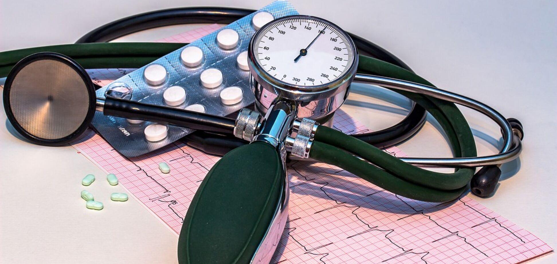 Впервые за 10 лет: в Украине резко снизилась смертность от инфарктов