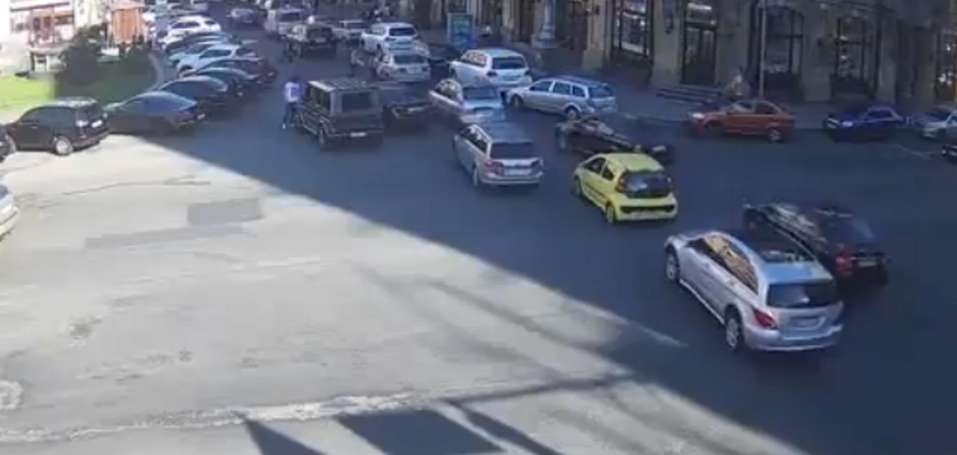 Побиття Найєма: оприлюднено повне відео інциденту
