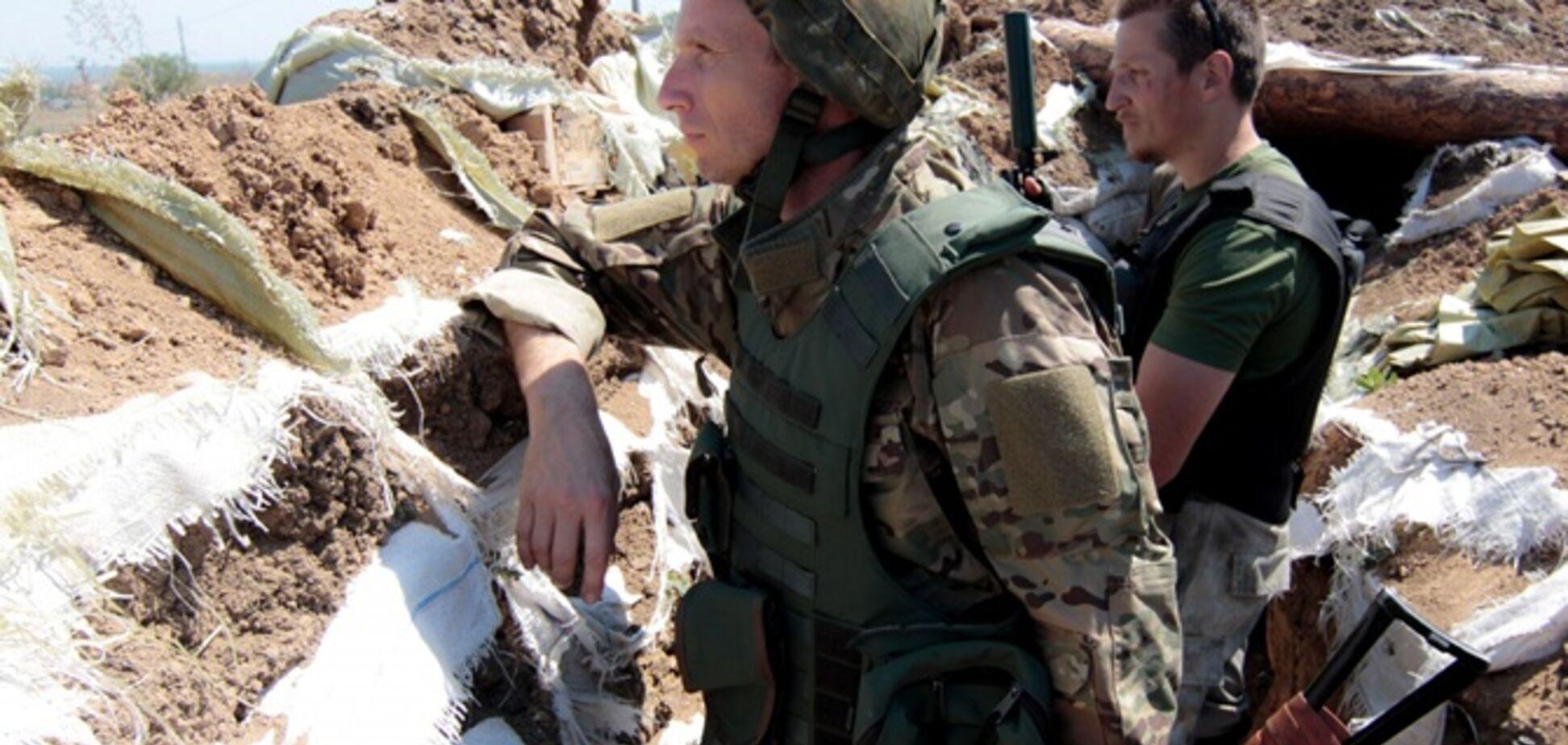 'Л/ДНР' атакували, прикриваючись мирним населенням