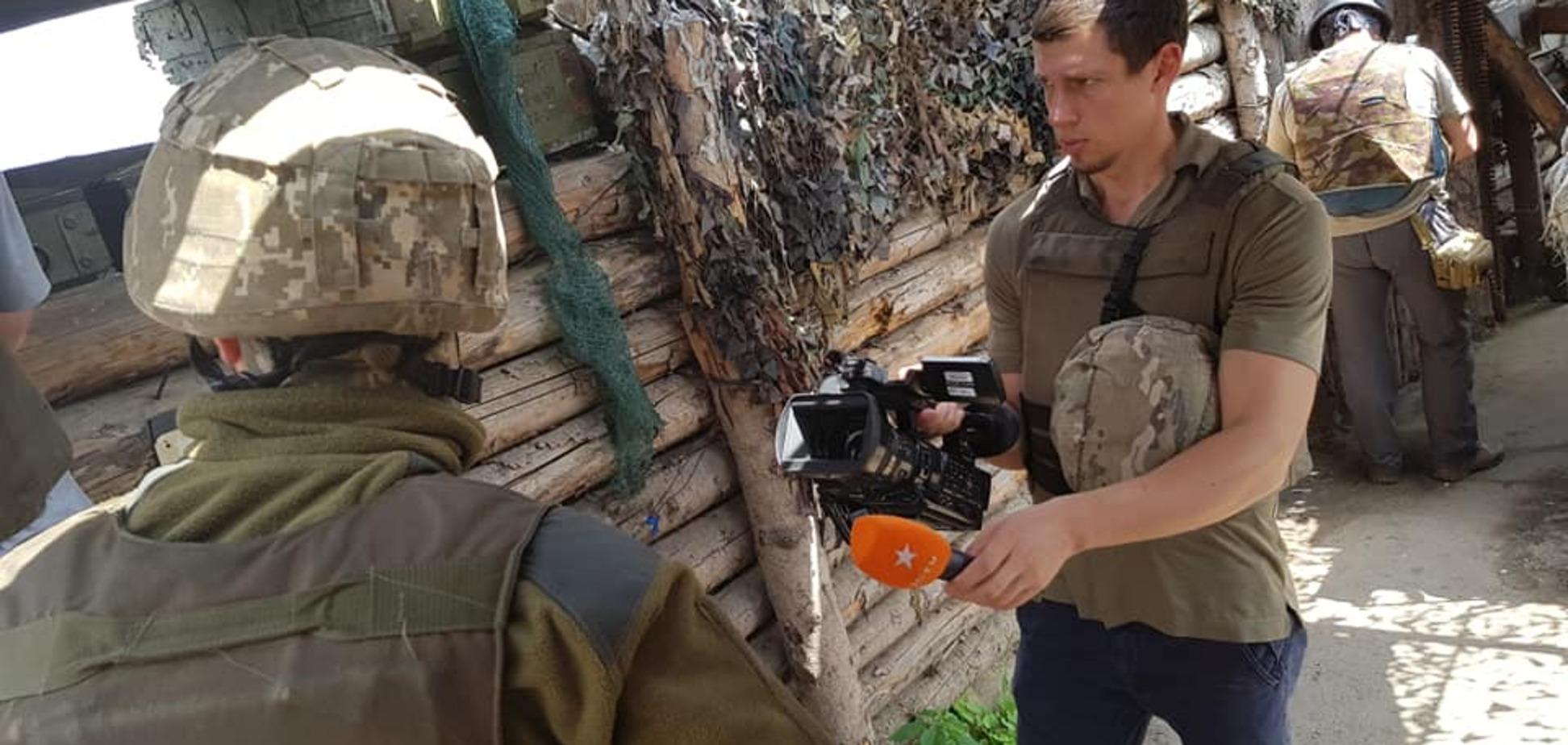 Розстріляли будинки: журналіст зворушив розповіддю про знищенну сім'ю на Донбасі