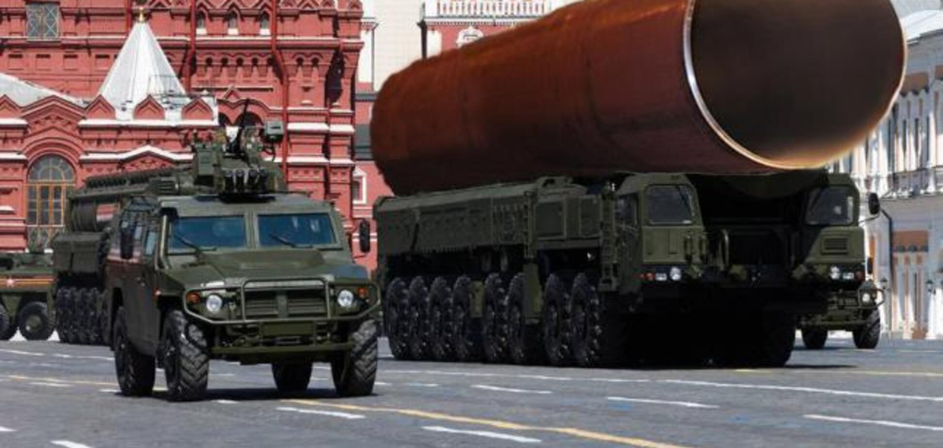 Газові технології Кремля