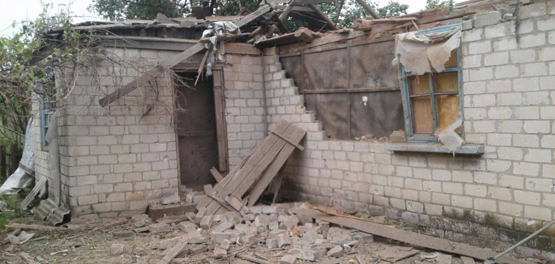 'Скасовуйте 'Мінськ': з'явилися фото Зайцевого після обстрілу терористів