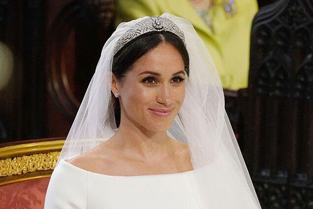 Свадьба принца Гарри: в сети припомнили знаковое фото его жены