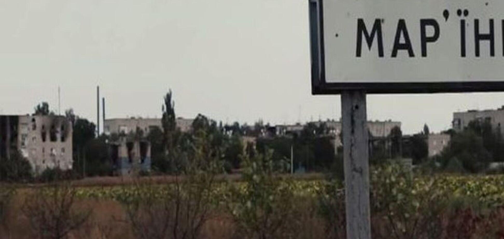 Терористи потужно вдарили по Мар'їнці: є жертви