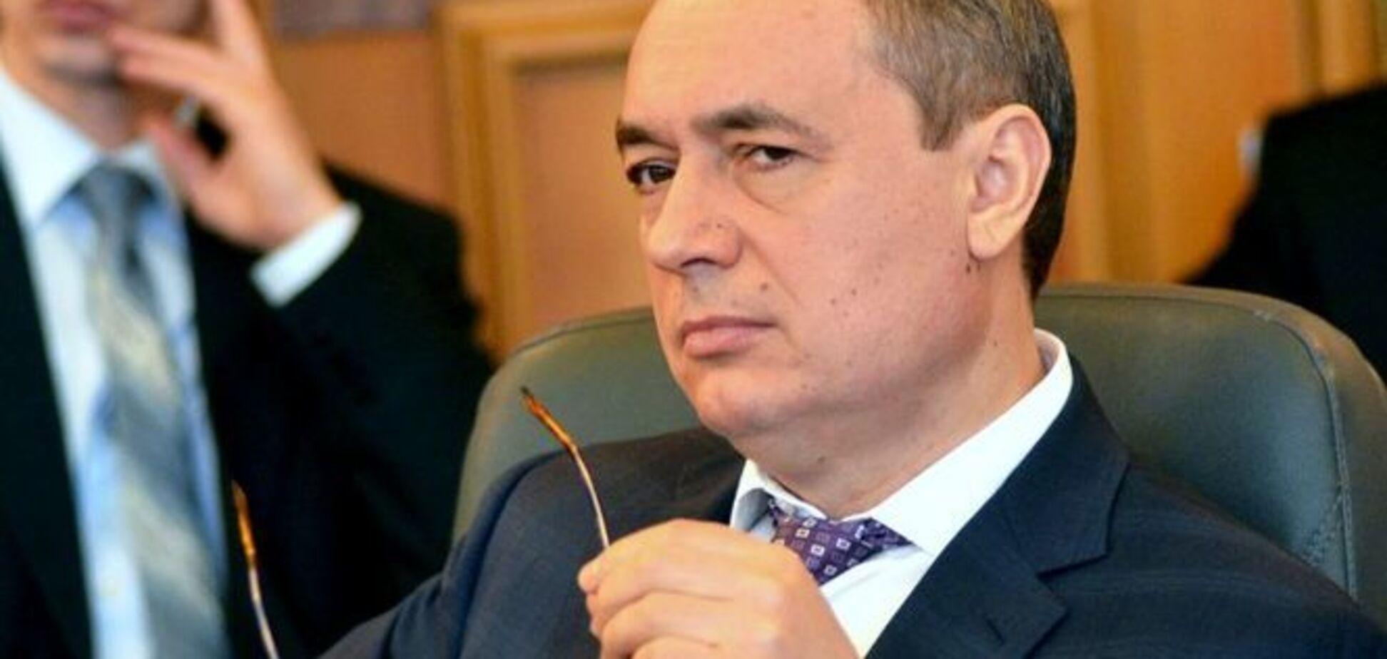 САП вручила обвинувальний акт Мартиненку