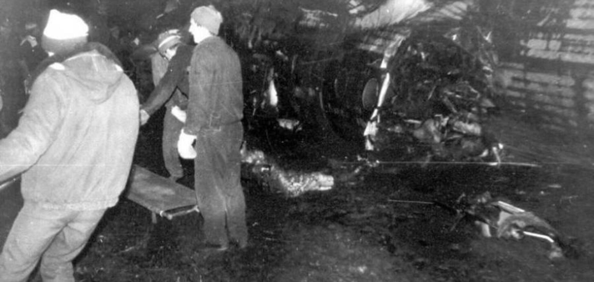 Жесть из СССР: русский пилот, убивший на спор 70 пассажиров лайнера