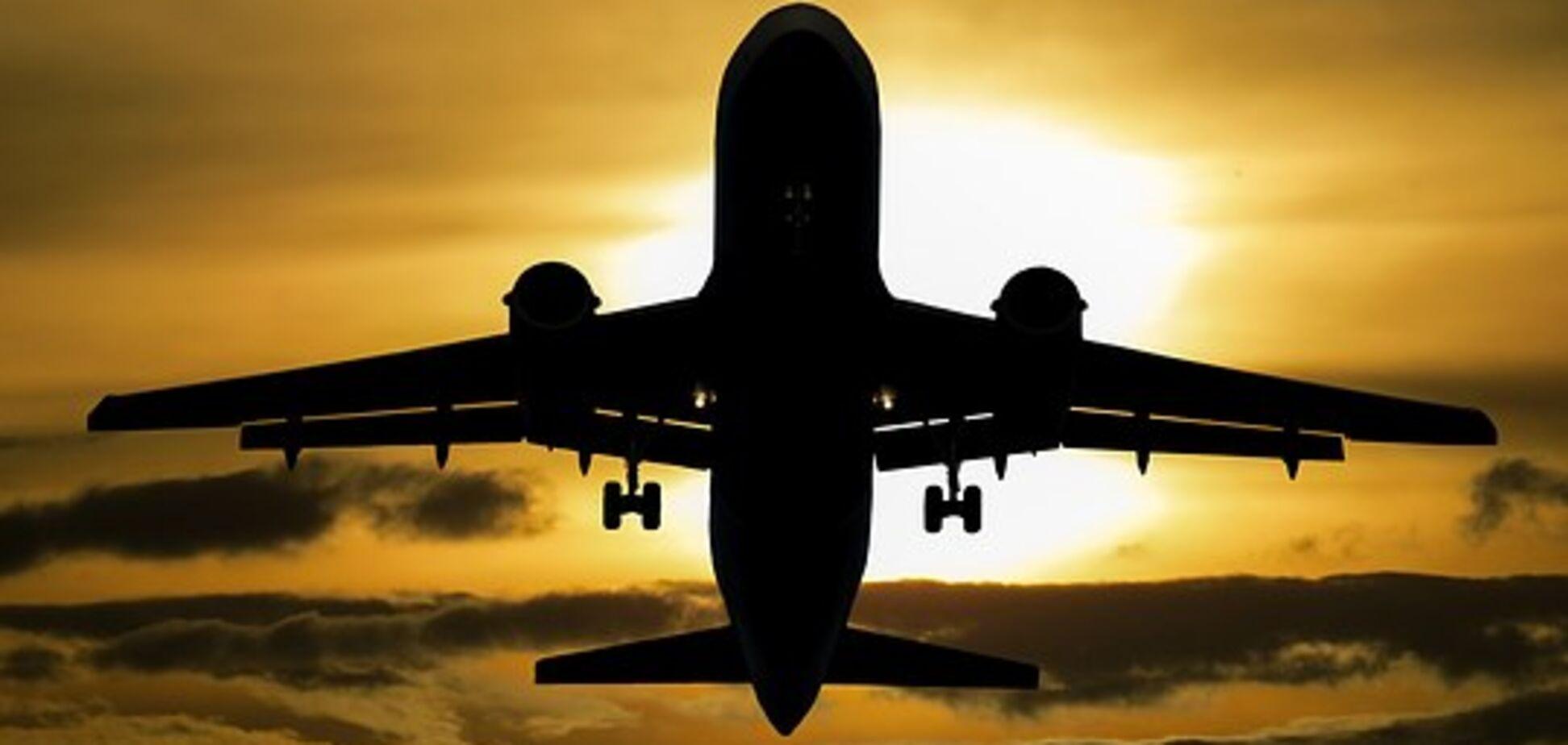 Новый украинский авиаперевозчик совершил первый рейс