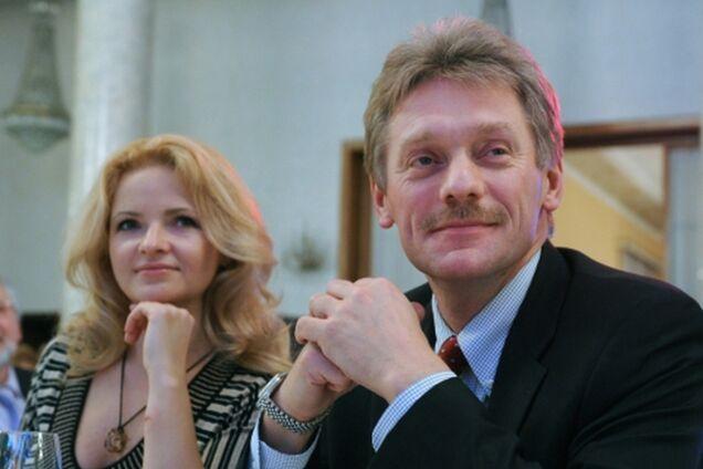 Бывшая жена Пескова шокировала россиян внешним видом
