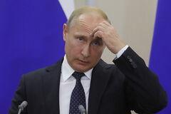 'Втратить всіх козирів': Путіну передрекли системні проблеми
