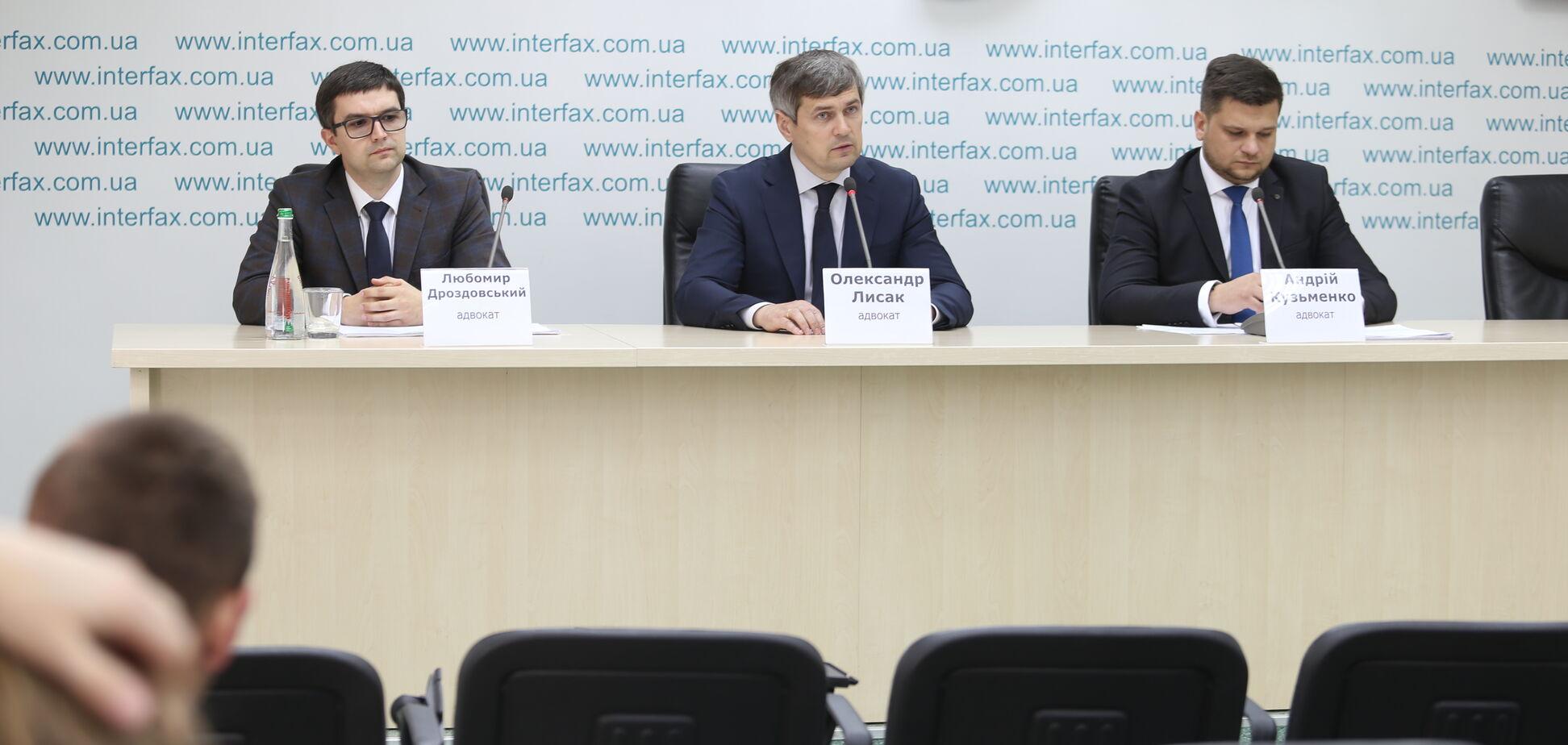 НАБУ осуществило покушение на адвокатуру Украины