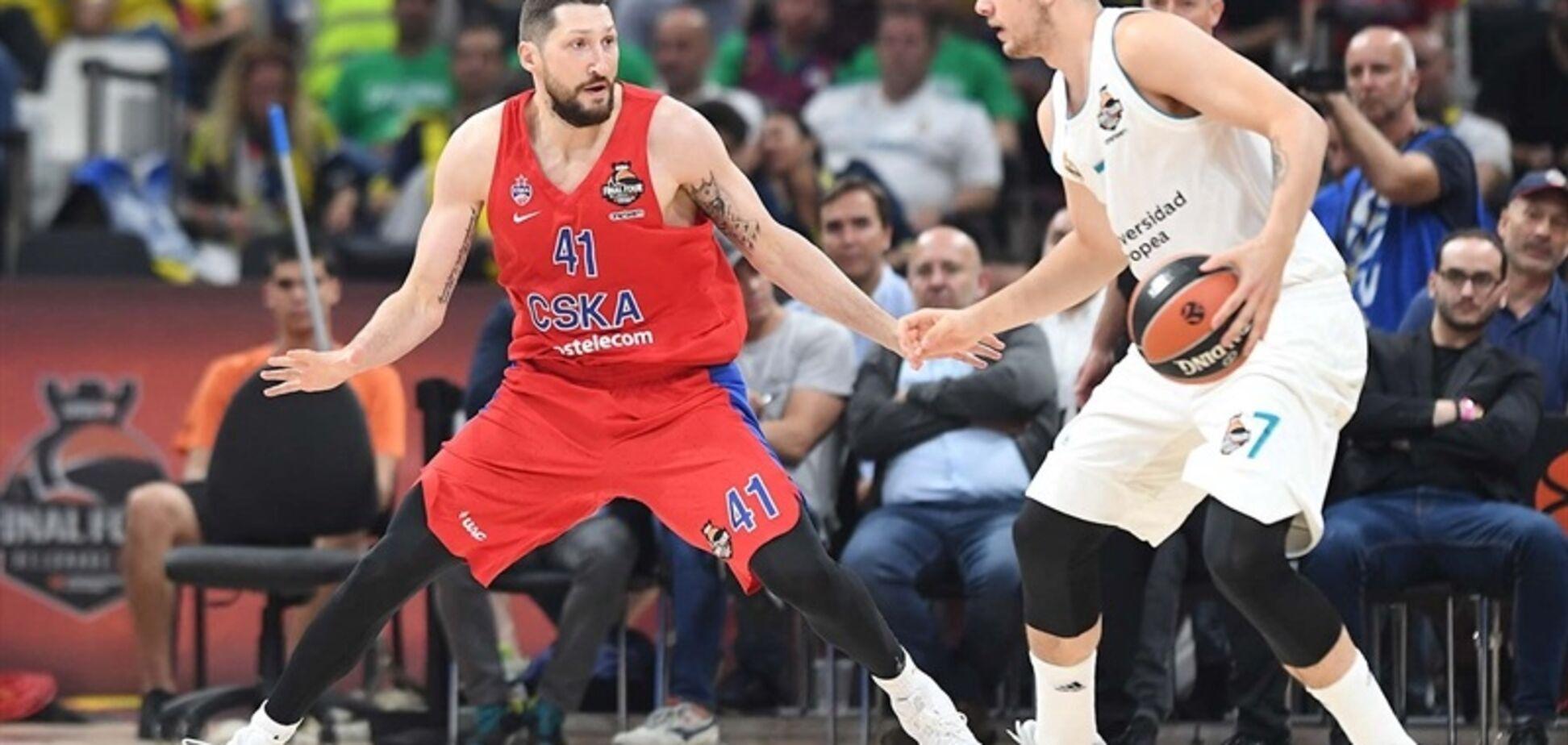 'Позорище и убожество': российских баскетболистов загнобили за провал в Евролиге