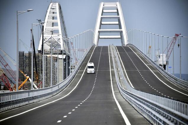 Из-за Крымского моста возникла новая проблема