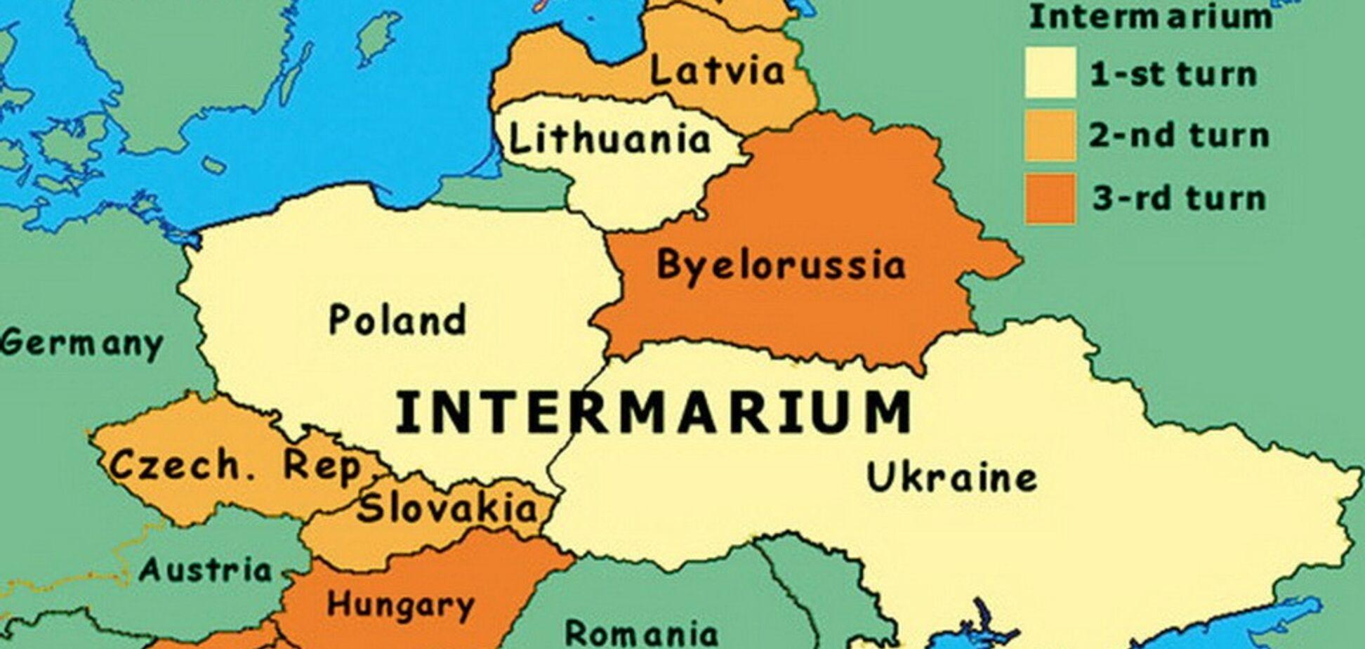 Маленькая Антанта: Украине подсказали, с кем выгодно объединиться