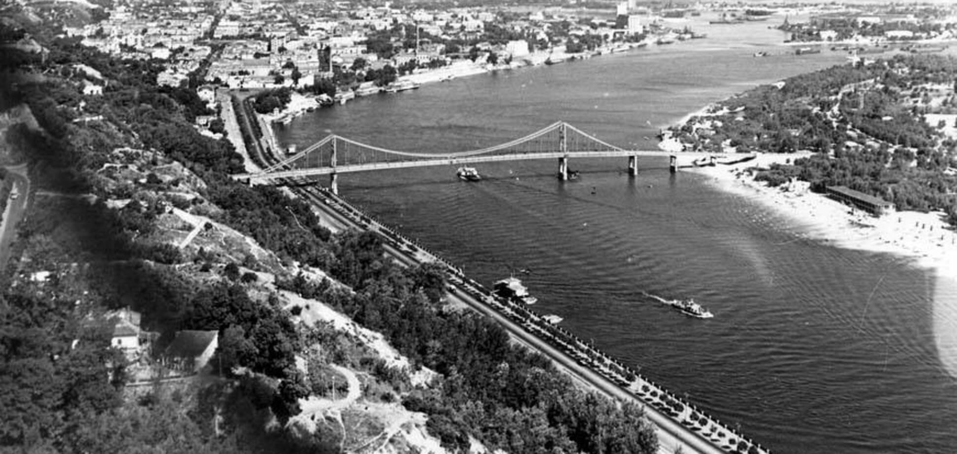 Как выглядел Киев в 50-х годах: опубликованы необычные фото