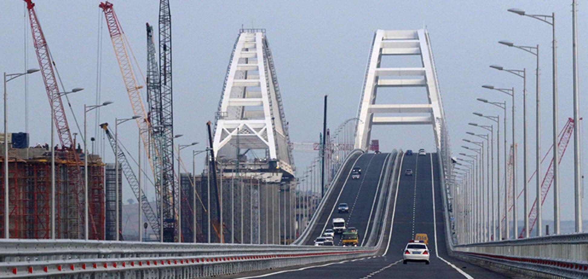'Буде демонтований': історик пояснив, як росіян затролили 'мостом у Кубань'