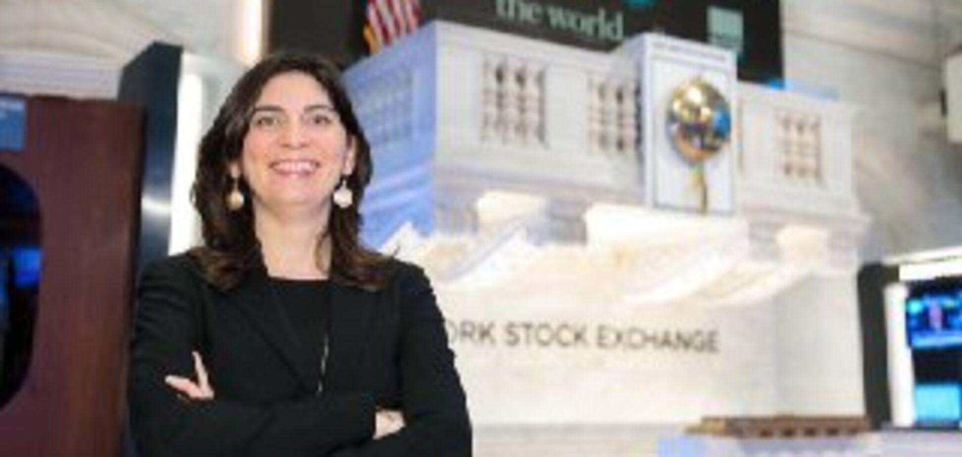 Нью-Йоркську фондову біржу очолить жінка