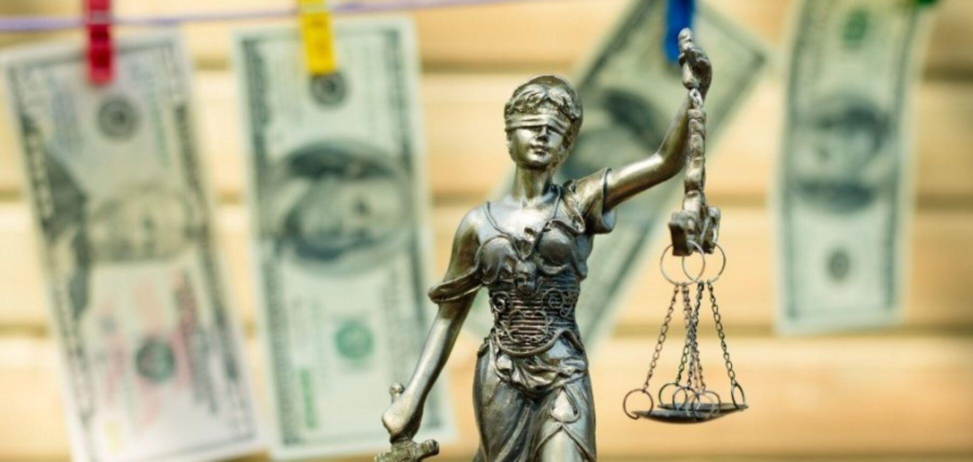 $10 000 за решение: в Украине отстранили от работы судью