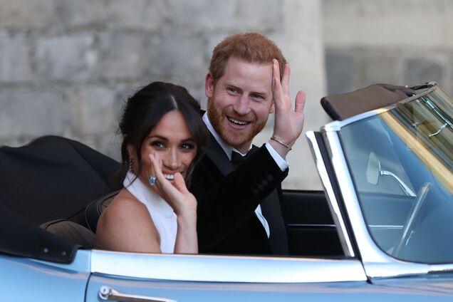 Звезды ввязались в алкоигру на свадьбе принца Гарри и Меган Маркл