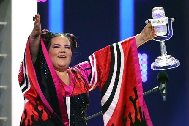 """Вокруг победительницы """"Евровидения-2018"""" разгорелся антисемитский скандал"""