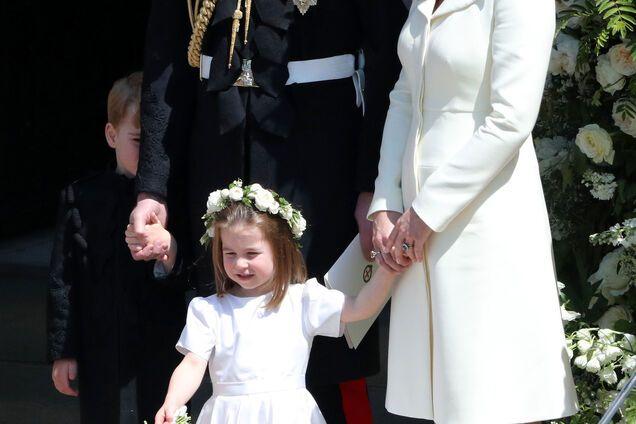 Свадьба принца Гарри: на Кейт Миддлтон обрушилась критика