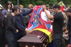 Террориста 'Мамая' похоронили: на видео засветился убийца 'Моторолы'
